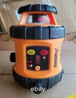 Johnson Level & Tool 40-6515 Self-Leveling Rotary Laser Level