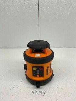 Johnson Level & Tool 99-026K Self Leveling Rotary Laser System, Hard Case Kit