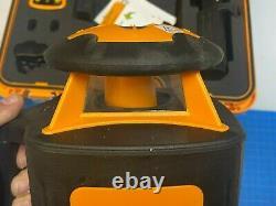 Johnson Level Tool Electronic Self-Leveling Rotary Laser Level 40-6535