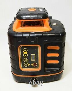 Johnson Model 40-6527 Self-Leveling Rotary Red Laser Level Kit