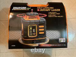 Johnson Self Leveling Rotary Laser- 40-6539