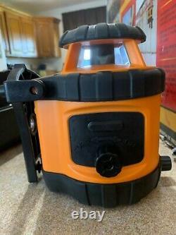 Johnson, Self Leveling Rotary Laser Level Kit 40-6517