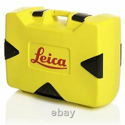 Leica R610 RE140 Alkaline Rugby 610 Self Leveling Horizontal Rotary Laser Kit