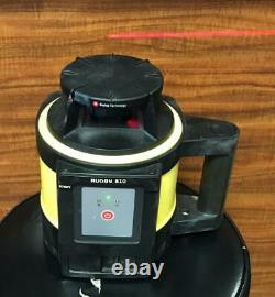 Leica Rugby 810 Self Leveling Horizontal Rotary Laser