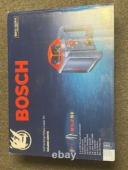 NEW BOSCH GRL800-20HVK SELF LEVELING ROTARY LASER KIT 800ft. +-3/16
