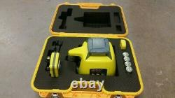 NEW Self-Leveling Rotary Laser Level KOISS KR-H500 Detector/Receiver Remote