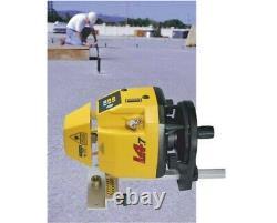 Pro Shot Laser L4.7 Self-Leveling Horizontal / Vertical Rotary Laser