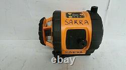 (RI3) Johnson Level (40-6515) Self-Leveling Rotary Laser