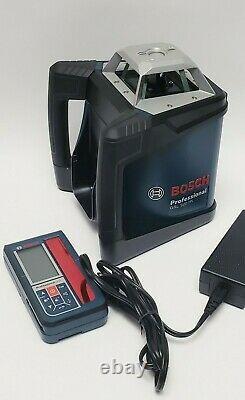 Rotary Auto Self Laser Leveling Bosch Professional GRL 500HV & LR 50 Survey