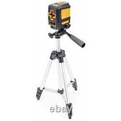 Rotary Laser Lazer Level Cross Line Rotating Self Leveling Profession / TRIPOD