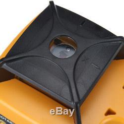 Samger 360° Self-Leveling Rotary Rotating Green Laser Level Tool Kit 500m Range