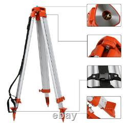 Samger Automatic Self Levelling Rotating Red Rotary Laser Level+ 5m Tripod Staff