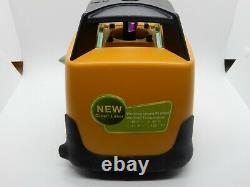 Self-Leveling Rotary Rotating Green Laser Level Kit 500M Range 360 Electronic