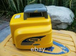 Spectra Precision GL412 Dual self leveling rotary Laser Level