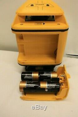 Spectra Precision Trimble Laserplane Gplus Rotary Laser Visible Self Leveling