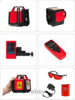 Spot-On Rotary Laser 300 Self-levelling Laser Level, Receiver+Remote Control