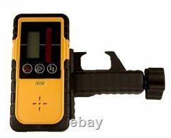 Spot-On Rotary Laser Level 500 Red Self-levelling, SiteMaster Set, Range 500m