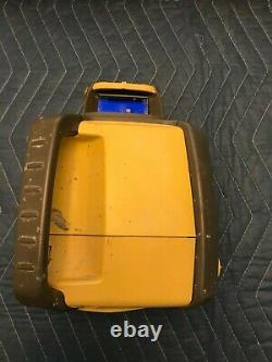 Topcon RL-H4C Self Leveling Rotary Laser with LS-80L Receiver