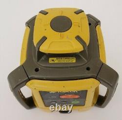 Topcon RL-H4C Self Leveling rotary laser level withLS-80L Laser Receiver case iNTL