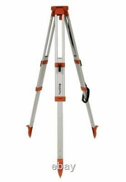 Topcon RL-H5A Rotary Laser Kit Self Leveling 16' Grade Rod INCHES and Tripod