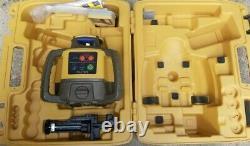 Topcon RL-H5A Self-Leveling Rotary Grade Laser