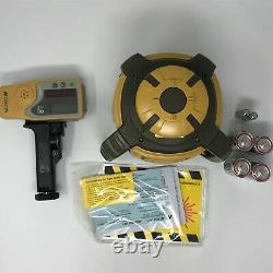 Topcon RL-H5A Self Leveling Rotary Grade Laser
