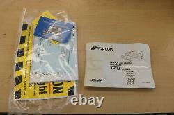 Topcon RL-H5A Self-Leveling Rotary Grade Laser with Case Pre-owned FREE SHIP