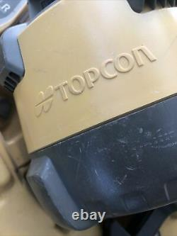 Topcon RL-H5A Self Leveling rotary laser level
