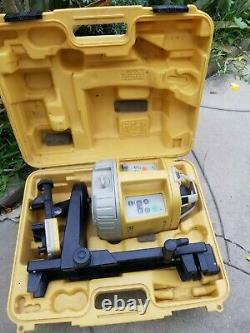 Topcon RL-VH4DR Self Leveling rotary laser level