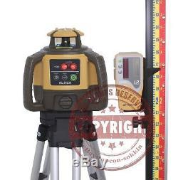 Topcon Rl-h5a Self-leveling Rotary Slope Laser Level Lenker Package, Grade, Gr