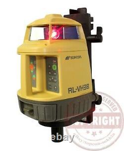 Topcon Rl-vh3b Self-leveling Rotary Laser Level, Spectra Precision, Dewalt, Hilti