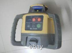 USED Topcon RL-H5A Self-Leveling Rotary Grade Laser