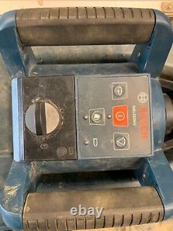 167 Bosch Grl250hv 1000 Ft Kit De Niveau Laser Rotatif Auto-nivelé #sb40