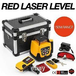 360 Rotary Laser Level Cross Line 500m Auto-nivellement Construction Automatique Rota