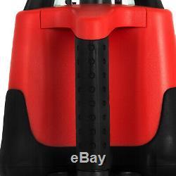 500m Automatique À 360 ° Autolissants Rotary Rotating Laser Rouge Outil De Mesure De Niveau