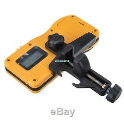 500m Plage Automatique Niveau Laser Rotatif Tournant Autolissant Faisceau Vert 360