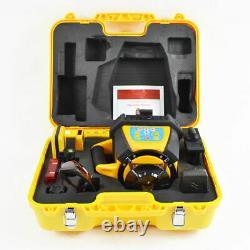 500m Portée Auto-nivellement Rotary/ Rotation Laser Level Haute Précision