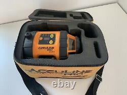 Acculine Pro 40-6515 Niveau Laser Rotatif Auto-nivellement
