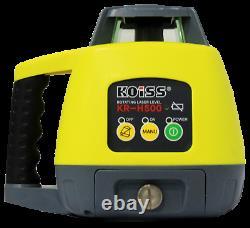 Auto-nivellement Niveau Laser Rotatif Koiss