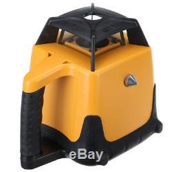 Autonivelant 360 ° Rotary Beam Laser Vert Niveau 500m Plage Ridgeyard