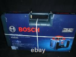 Bosch 1000-ft Red Beam Auto-nivellement Rotary 360 Laser Level Kit Grl1000-20hvk