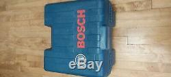 Bosch 1650 Pi. Autolissant 360 ° Niveau Laser Rotatif, Grl 500 Hck