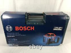 Bosch Grl1000-20hvk Auto-nivellement Système Laser Rotatif