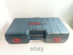 Bosch Grl1000-20hvk Kit Laser Rotaire Auto-niveau Complète