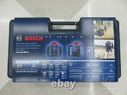 Bosch Grl1000-20hvk Laser Rotatif Automatique De Niveau, Horizl & Vert Nouveau