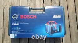Bosch Grl1000-20hvk Système Laser Rotaire Auto-niveau