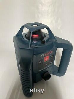 Bosch Grl240 Hv 800 Ft. Kit De Niveau Laser Rotatif Auto-nivellement Avec Boîtier De Transport