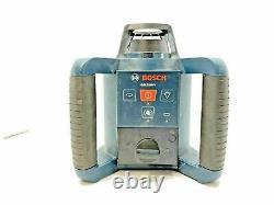 Bosch Grl250hv 1000 Pieds Red Beam Laser Rotatif À 360°