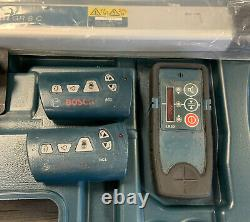 Bosch Grl250hv Auto-nivellement Intérieur / Extérieur Rotary Laser