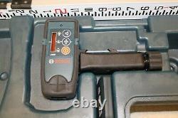 Bosch Grl250hv Kit Laser Rotatif À Double Axe Auto-nivellement